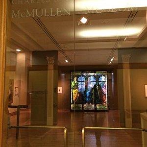 不错的艺术博物馆,不大,只有两层,人很少,免费的,经常会更新展品。参观BC时可以顺便参观。