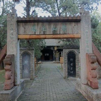 祠堂与墓地