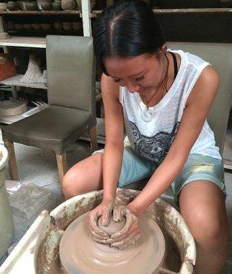 最专业的陶艺空间,做专属自己的陶艺