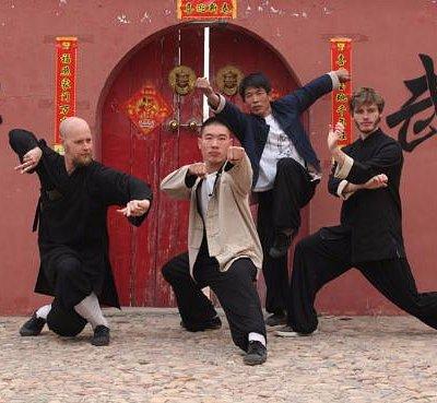 kungfu Training visa