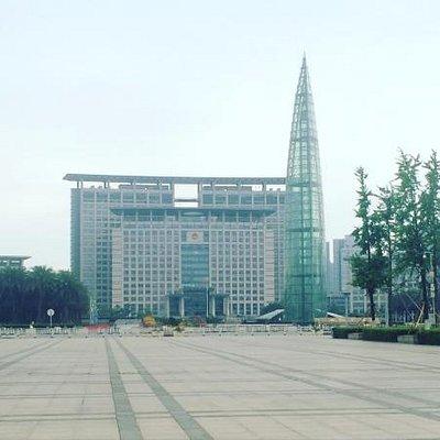 館外-世紀廣場