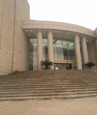 博物館大門