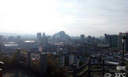 柳州立鱼峰