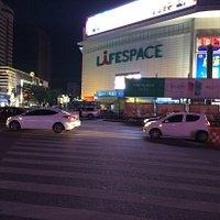 江东路步行街