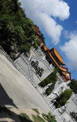 温州洞头中普陀寺