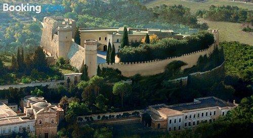 Villino Monte San Michele