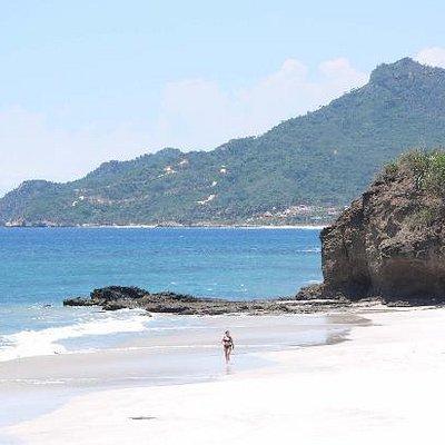 Punta Negra view