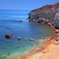 Paliochori - West beach
