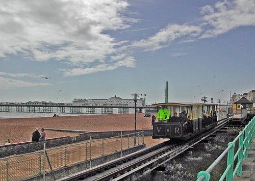 Volk's Electric Railway - Brighton July-07