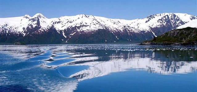 Day cruise out of Seward, Alaska