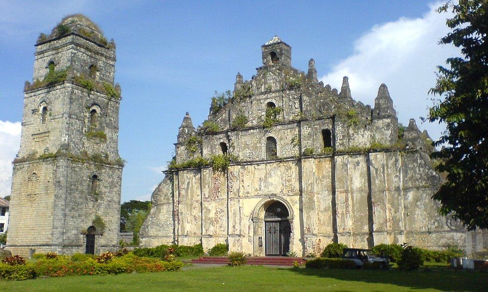 Paoay church/unesco site