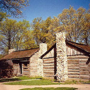 New Salem Historic Village, Illinois, United States