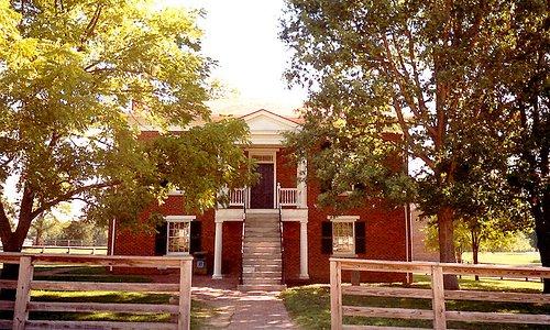 Appomattox Court House National Park, Appomattox, Virginia, United States