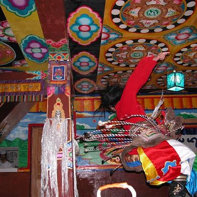 Tibetan Dance Centre - 2