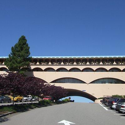 Frank Lloyd Wright's Marin County Civic Center