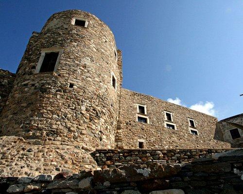 Round Tower, Kastro, Naxos