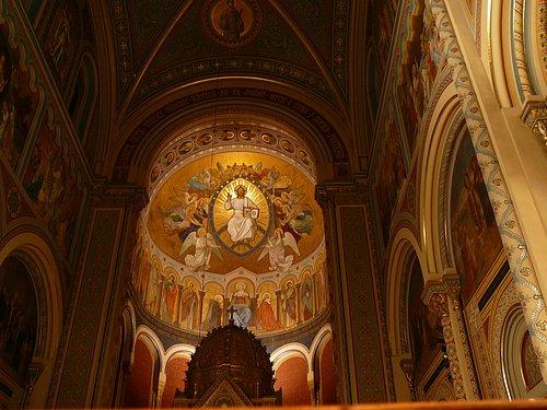 Karlin Church, St Cecile & ....