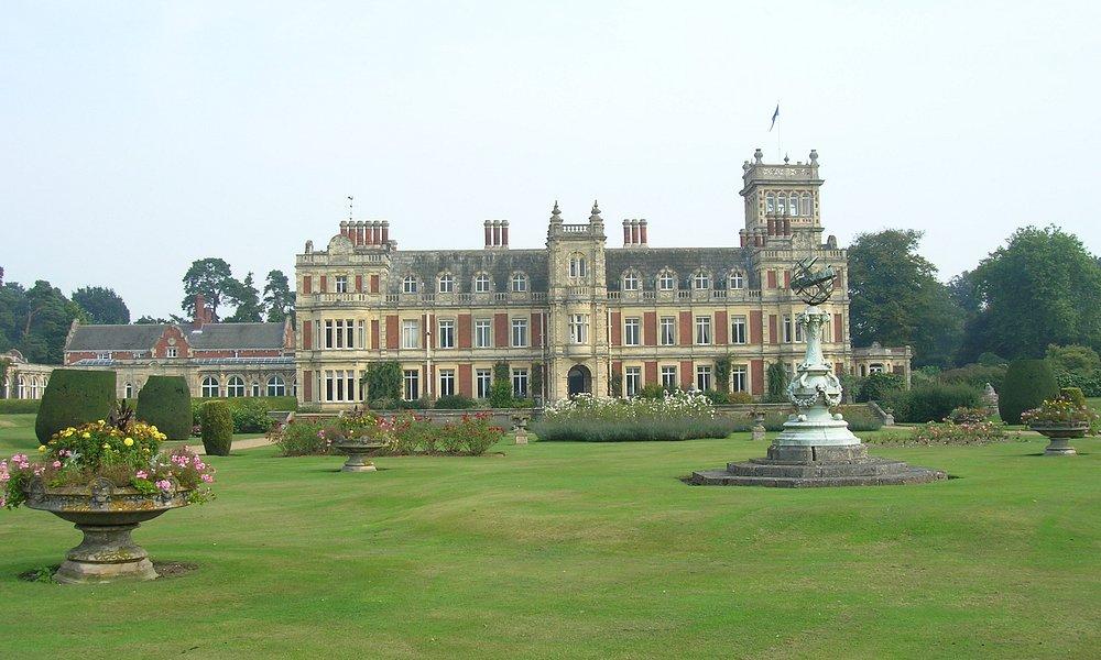 Somerleyton Hall and Gardens, Lowestoft, Suffolk, East Anglia, England