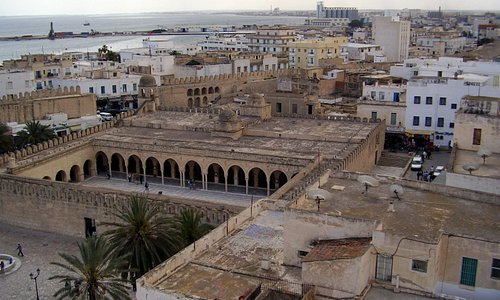 Rooftps at Sousse