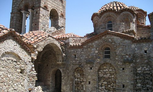 one of the churches