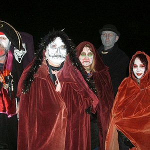 Some of the FerrieScarie Ghosts and Witches
