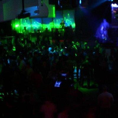 Roxy Dance Floor