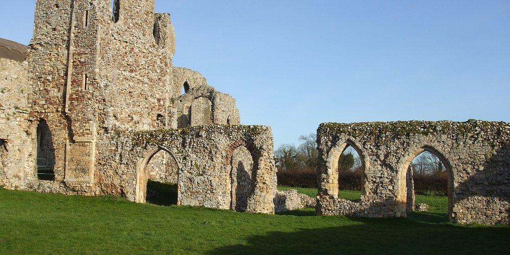 Leiston Abbey, near Southwold / Aldeburgh