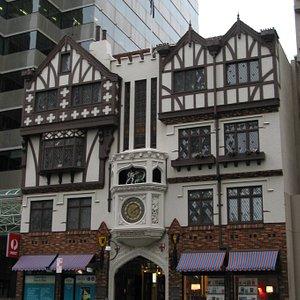 Perth - London Court