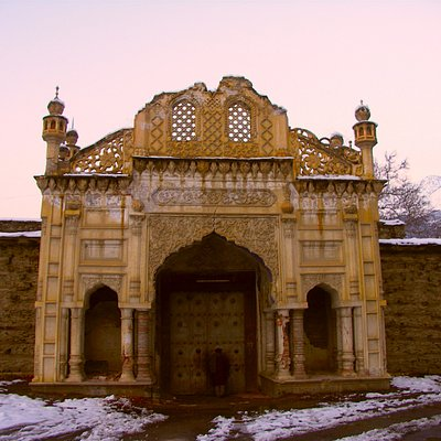 Chitral Royal Fort--Chitral's Archaelogical Attraction