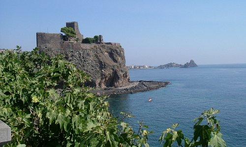 The Castel of Acicastello