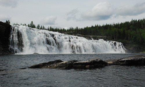 lefty falls