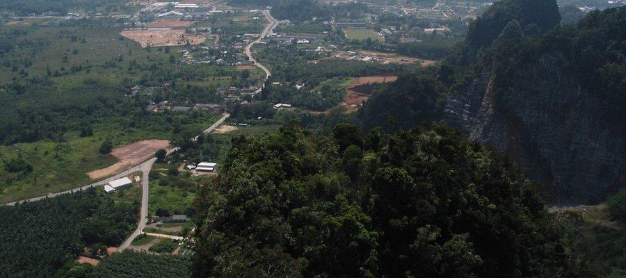 Krabi - Wat Tham Sua - Top - View