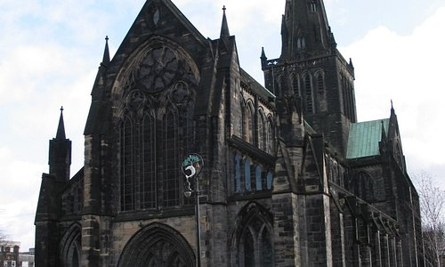 Glasgow - Glasgow Cathedral