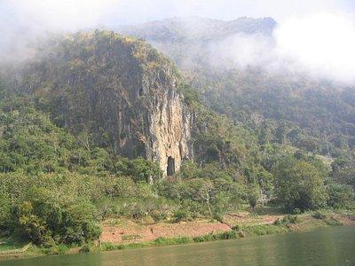 mist on the Nam Ou