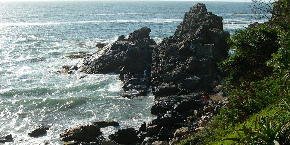 Near Hotel Oceanic
