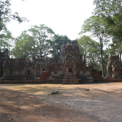 Angkor - Chau Say Tevoda