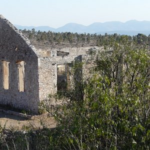 Ruins of Pozos