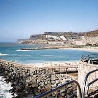 Playa Amadores - Christmas 2002