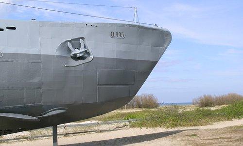 U-Boot U995 in Laboe
