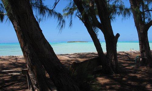 Bambara Beach, Middle Caicos Island, Turks and Caicos Islands
