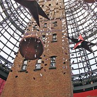 Coops Shot Tower, now within the Melbourne Central Shopping Complex