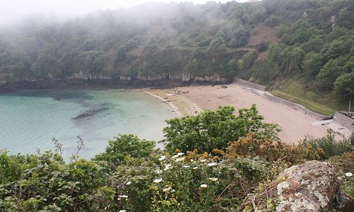 Guernsey - Fermain Bay