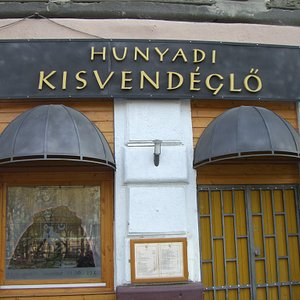 Restaurant with traditional Hungarian food