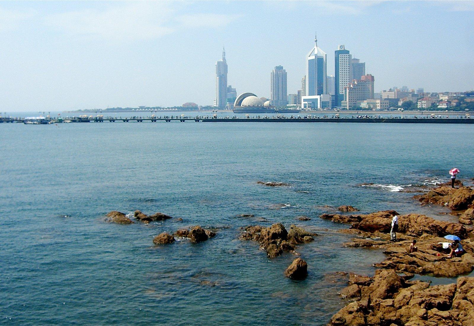 Seaside Qingdao