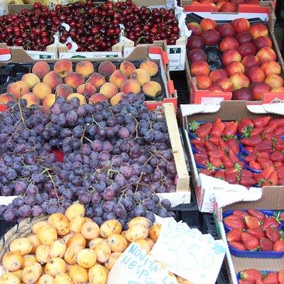 Alghero Market