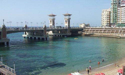 Stanley Bridge and Beach