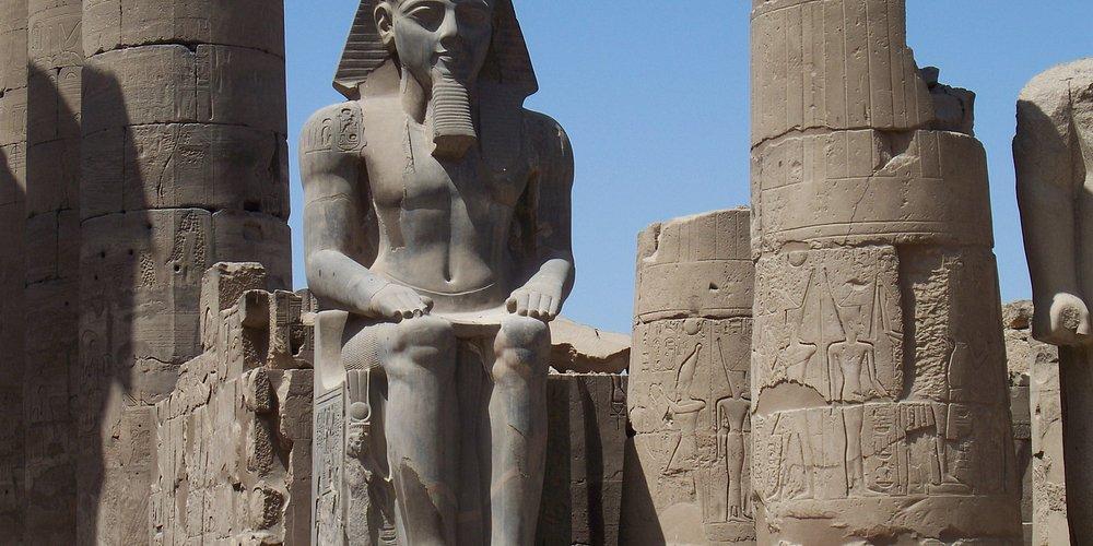 Luxor: Rameses II