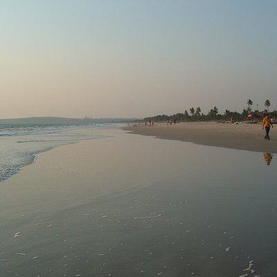 utorda beach goa