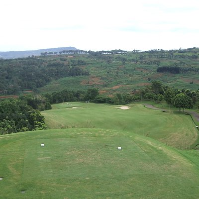 Gunung Geulis East Course