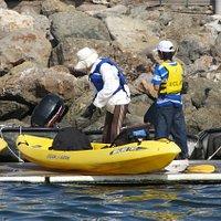 Kayaking with UCLA's MAC